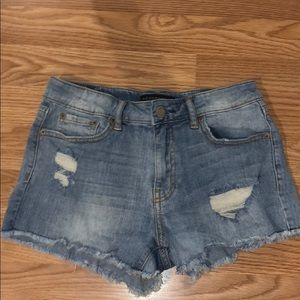 Light-wash short from Aeropostale!:)